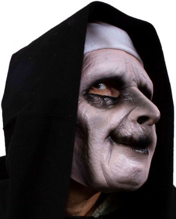 Ghost Nun Mask