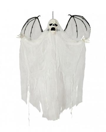 Geisterphantom Hängefigur mit Flügeln