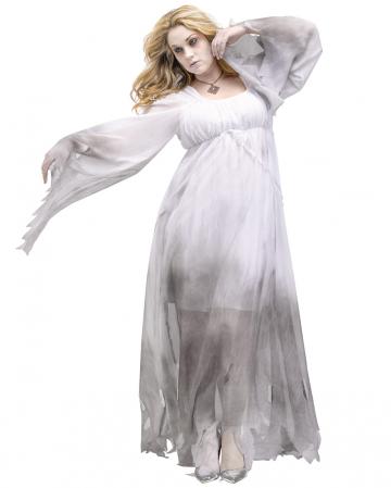 Gothic Ghost Bride Costume Plus Size
