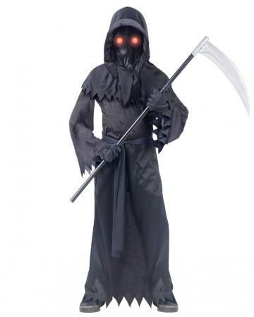 Phantom Child Costume With Shining Eyes