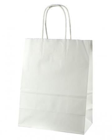 Gift Bag White Big