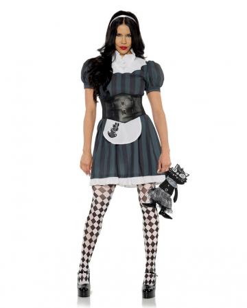 Gothic Ladies Costume Dark Wonder