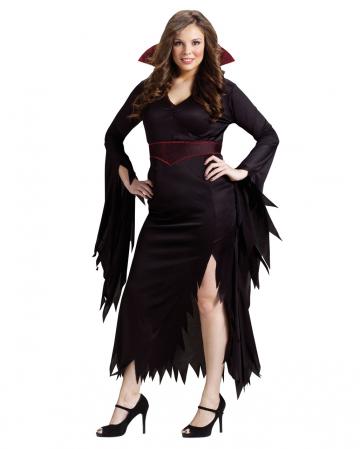 Gothic Vampire Lady Costume XL