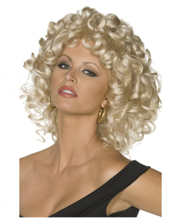 Grease Sandy Wig Blonde