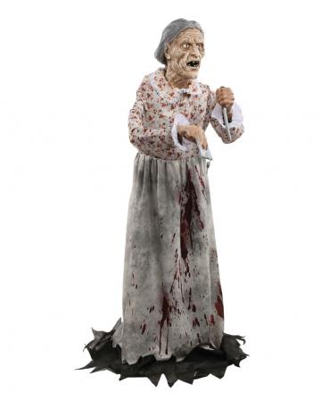 Grandmother Bates Figurine 154 Cm
