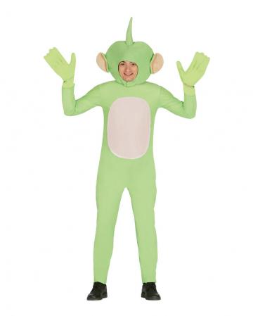 Green Alien Costume