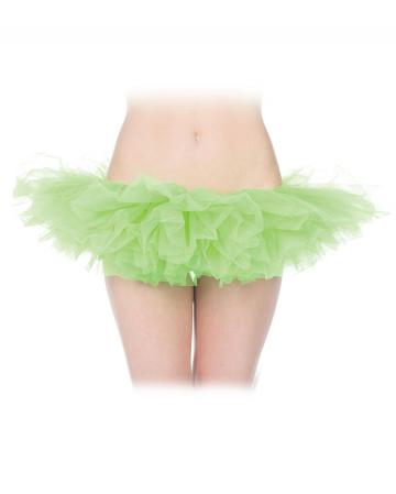 Neon Green Ballet Tutu