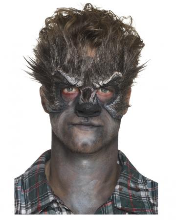 Hairy Werwolf Foam Latex Application