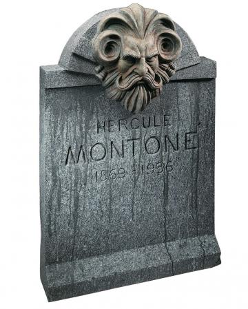 Halloween Tombstone Montone 90 X 60 Cm