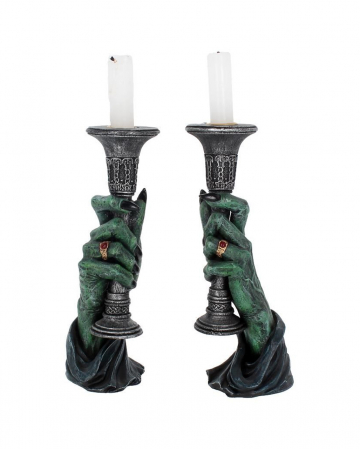 Halloween Candlestick - Light Of Darkness