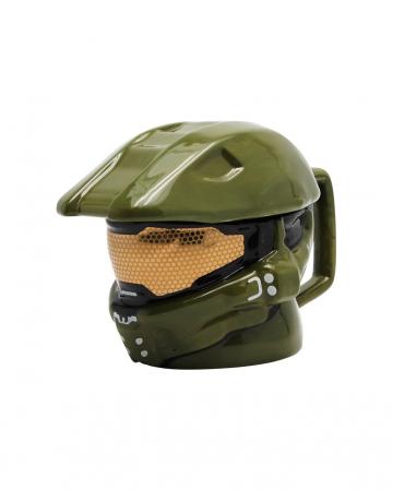 Halo Master Chief 3D Tasse