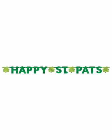Happy St. Patricks Day Garland