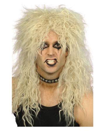 Hard Rocker Perücke Blond