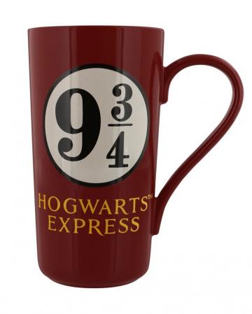 Harry Potter Gleis 9 3/4 Kaffeebecher