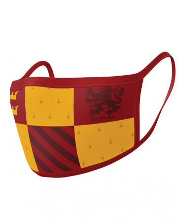 Harry Potter Gryffindor Alltagsmaske 2 St.