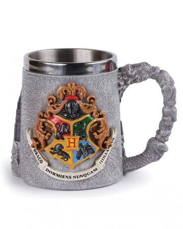 Harry Potter Hogwarts School 3D Mug