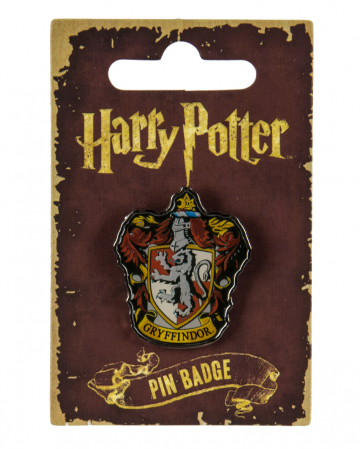 Harry Potter Pin - Gryffindor