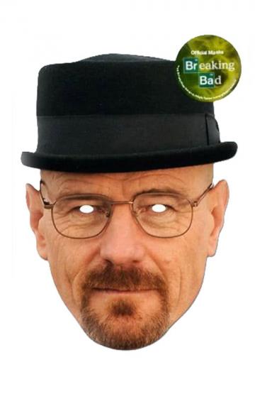 Breaking Bad Heisenberg Maske