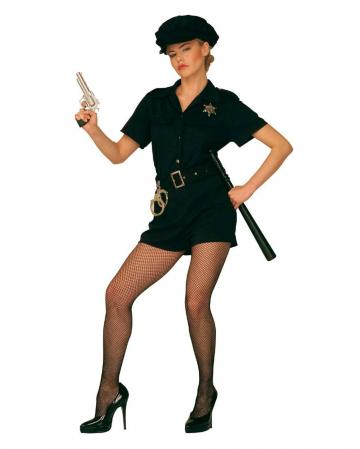 Hot Policewoman Costume. S