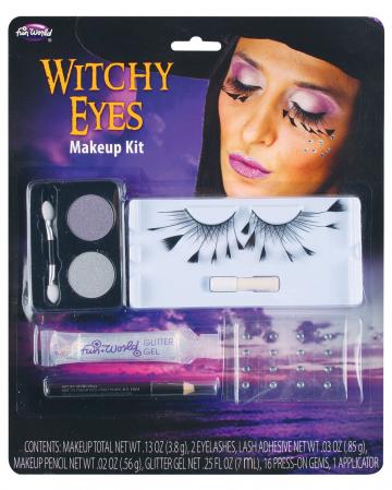 Hexen Augen Make-Up Kit