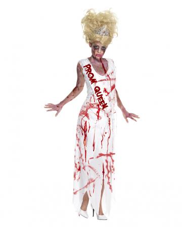 High School Horror Zombie Prom Queen