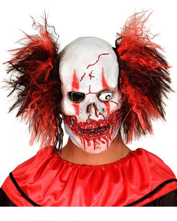 Horror Clown Totenkopf Maske