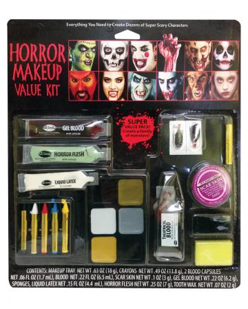 Horror Make Up Spar Pack