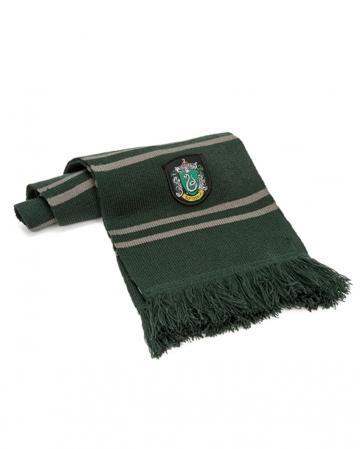 Harry Potter Slytherin Strickschal