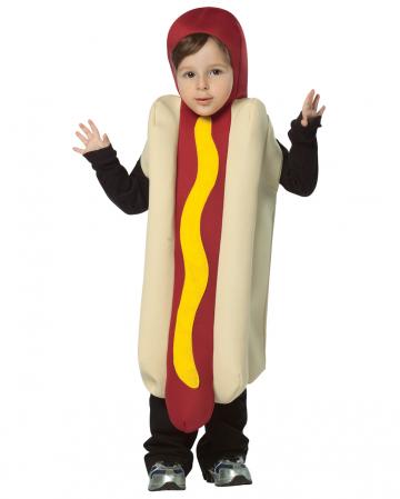 Hot Dog Kleinkinderkostüm
