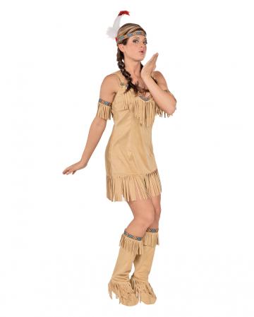 Indian Costume Kimi Beige