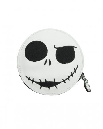 Jack Skellington Face Wallet