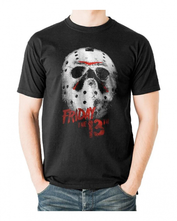 Jason Voorhees T-shirt - Friday The 13th