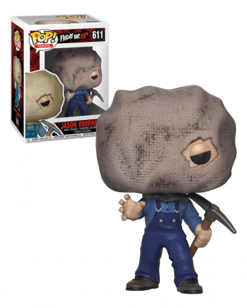 Jason with Bag Mask - Friday 13th Funko Pop! Figur