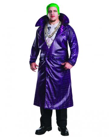 Joker Kostüm Deluxe Plus Size