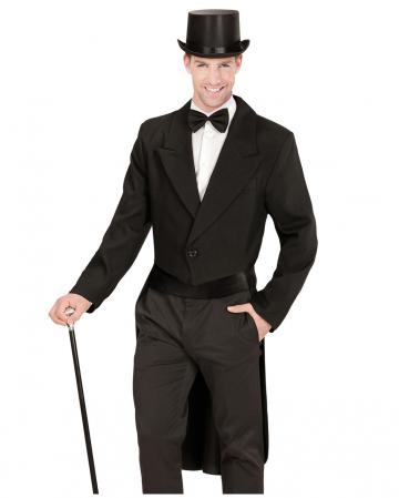Cavalier Tailcoat Lined - Black