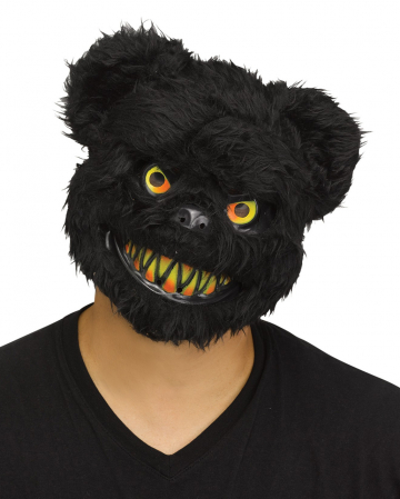 Killer Teddy Fur Mask