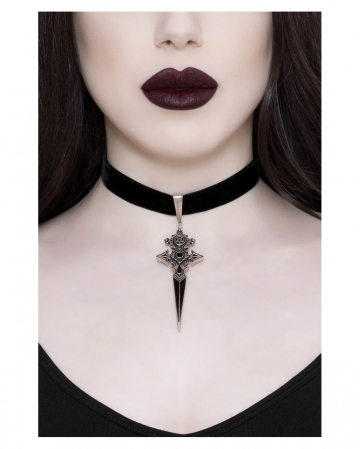 KILLSTAR Gehenna Choker Halsband