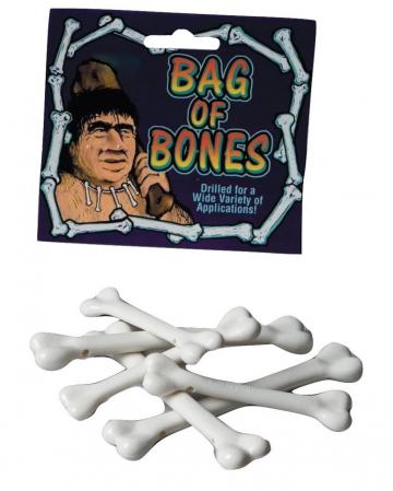 Small Bone Set 12 Pcs.