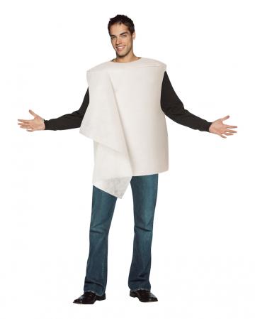 Klopapier Unisex Kostüm