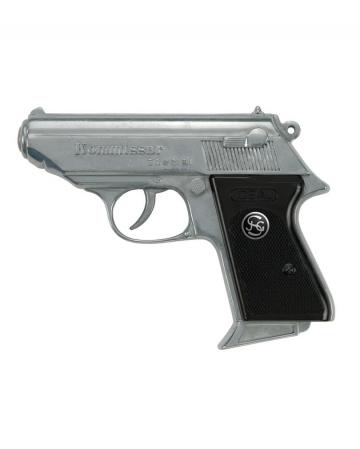 Kommissar Pistole 13-Schuss