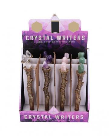 Kristall Zauberstab Kugelschreiber