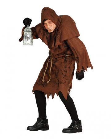 Krummer Bell Ringer Men Costume One Size