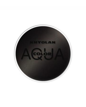 Kryolan Aquacolor Black 15ml