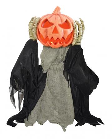 Pumpkin Groundbreaker With Pop Up Skull