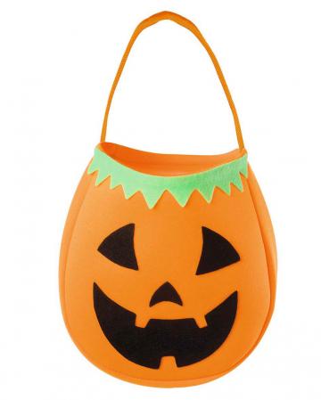 Trick Or Treat Pumpkin Bag