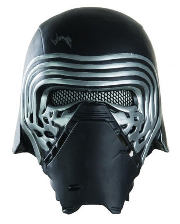 Kylo Ren half mask for children