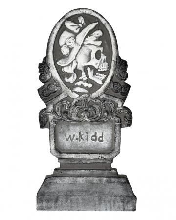 Lady Grabstein aus Styropor