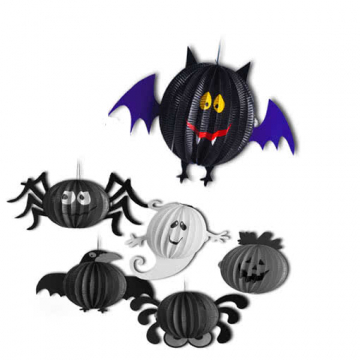 Lampion Bat Hang Decoration