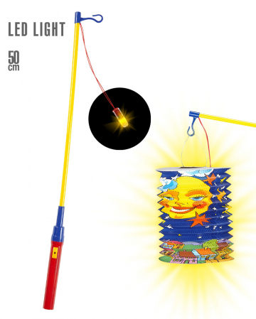 Lantern Holder with LED lighting