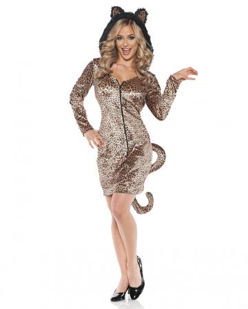 Leopard Costume Dress